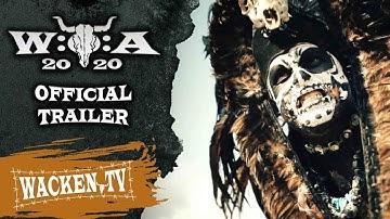 Wacken Open Air 2020 - Official Trailer