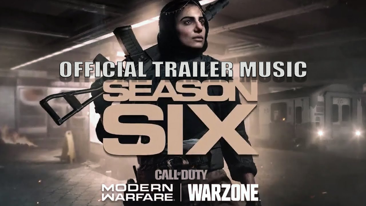 Call of Duty® Modern Warfare & Warzone SEASON 6 - Official Trailer Music | Cinematic Main Theme Song
