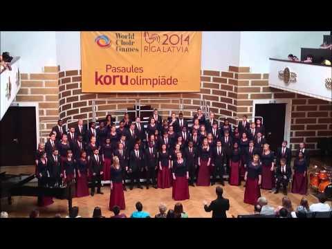 Tuks Camerata (University of Pretoria) World Choir Games 2014 Riga
