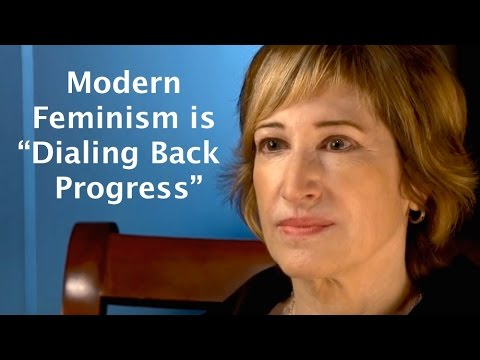"Modern feminism: HIJACKED by melodrama and ""Dialing Back Progress""  - Laura Kipnis [MIRROR]"