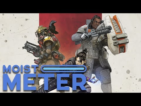 Moist Meter | Apex Legends