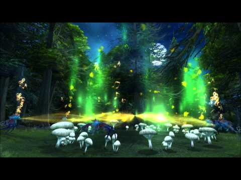 Music of World of Warcraft: Whispering Forest: Faerie Dragon event (Music only)