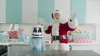 Cooking with Marshmello: The Lost First Episode (Feat. Santa Claus)