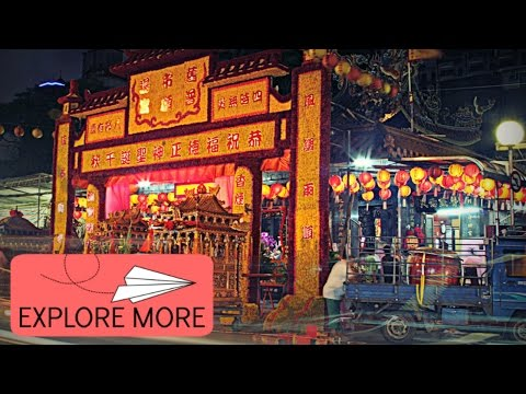 Explore More: Moon Festival Parade in Taipei // Taiwan Diaries