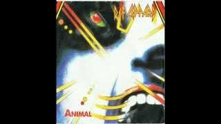 Def Leppard - ANIMAL (Fergal Freeman 2011 REMIX)