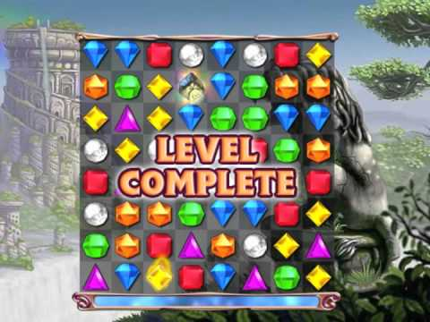 Bejeweled Series Gameplay