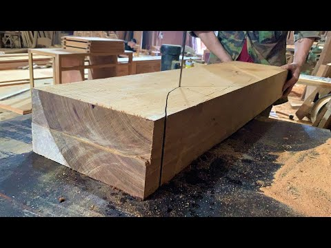 Extremely Wonderful Woodworking Machines | Latest Design Perfect Wedding Bed with Unique Detail Wood