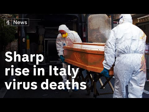 Coronavirus: Italy infections jump 50 per cent in 24 hours - as global death toll pass 3,000