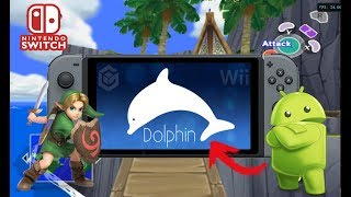 Dolphin emulador Nintendo Switch Android
