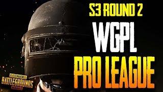 WGPL - S3R2 - 16 PRO TEAM LEAGUE - ft. Lights Out, GS, Insane Nation, Wildcard PUBG Mobile