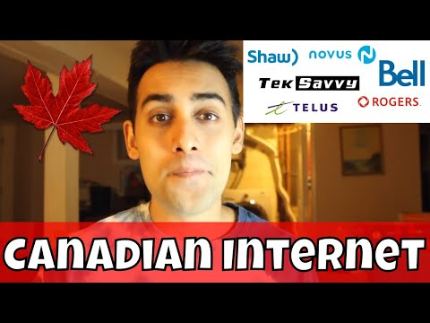 Internet Services In Canada For International Students (Moving To Canada)