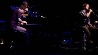 "Ben Folds and Josh Groban ""Still Fighting It"" at the Hollywood Palladium 5.20.09"