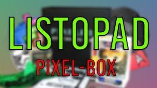 PIXEL BOX LISTOPAD - NO CORAZ LEPIEJ