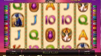 Pharaohs Ring Slot - Play Novomatic online Slots at Cherry Games CoUk