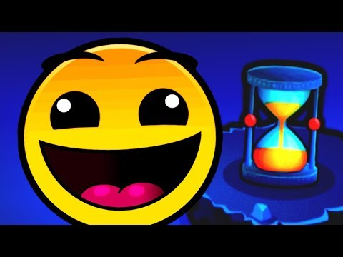 WHAT IS HAPPENING?? Geometry Dash Time Gauntlet
