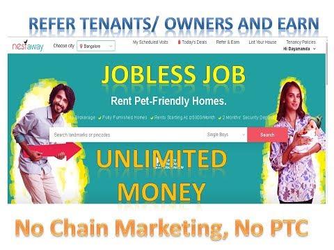 Nest Away Easy  Online money No Fake | Job Less Job