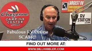 Fabulous RV Online Scam!
