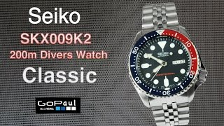 Seiko SKX009K2 Ideal for new collectors