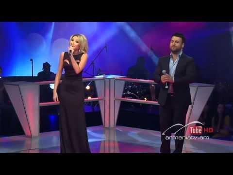 Christine Pepelyan & Mart Babayan / Кристине Пепелян и Март Бабаян / Voice Of Armenia 2