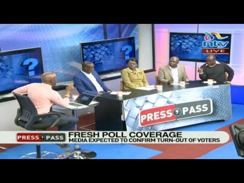 Media expected to give more in depth coverage of presidential petition - Press Pass