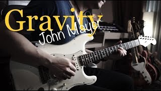 John Mayer - Gravity - Electric guitar cover by Vinai T