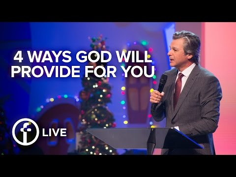 4 Ways God Will Provide For You | Pastor Jentezen Franklin