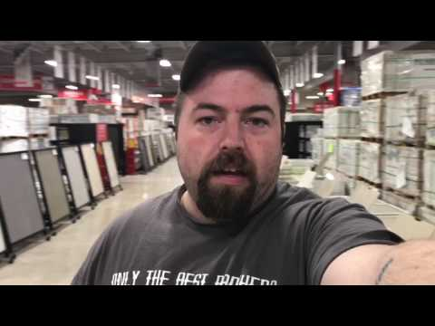 Floor and Décor: Adventures in flooring!