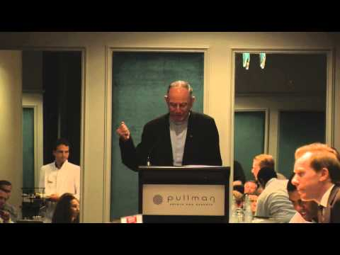 Fr John Sherman OMI Speech - Sherman Lunch 2015