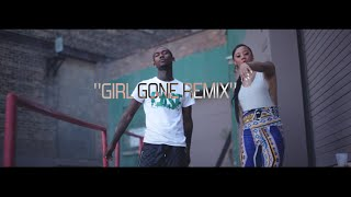 Yung Ca$e Ft. Katie Got Bandz • Girl Gone Remix | [Official Video] Filmed By @RayyMoneyyy