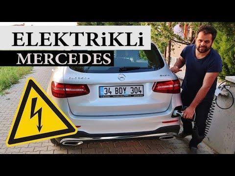 Test - Mercedes GLC 350e | Hızlı Ve Ekonomik