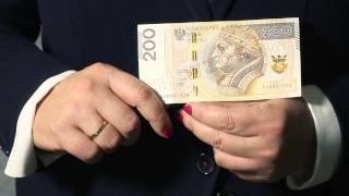 Modernizacja banknotu 200 PLN