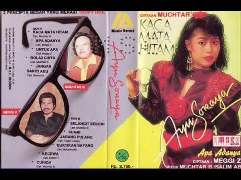 Ayu Soraya - Kaca Mata Hitam { by Sonny Sendu } Dangdut
