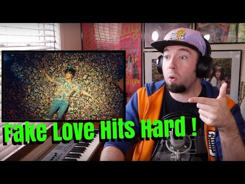 BTS (방탄소년단) 'FAKE LOVE' Official MV Reaction (MUSICIAN REACTS) | JG-REVIEWS:K-POP