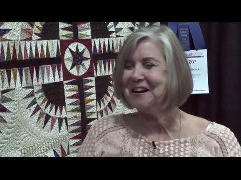 Deborah France  1st Place, Bed Quilts: Longarm Machine Quilted