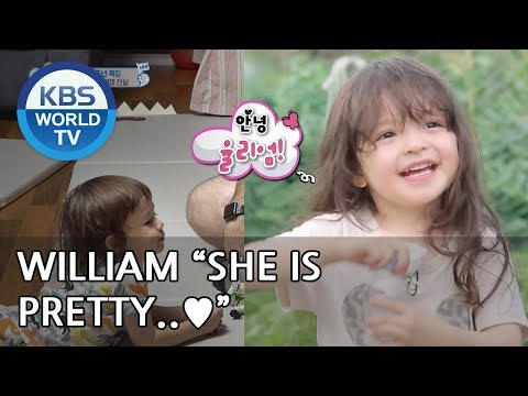 William, Siha, and Naeun get ready to go to Mt Halla The Return of Superman20181104