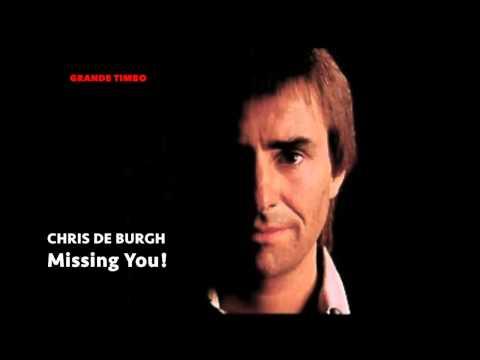 "Chris De Burgh - ""Missing You"" - 1988"