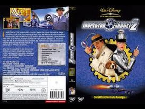 Inspector Gadget 2 (2003) with Elaine Hendrix, Tony Martin, French Stewart Movie