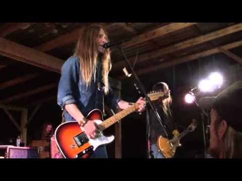Blackberry Smoke - Wine/Time - 24 Raceway - Oakway, SC  22 Oct 11