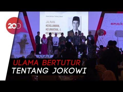 Tepis Tuduhan Jokowi Anti-Islam Lewat Buku