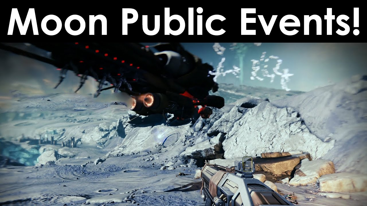 destiny how to join public events
