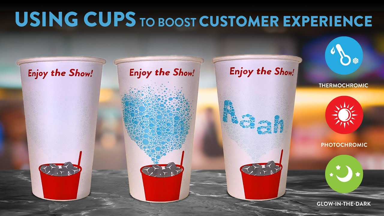 Brands: Use Cups to Boost Customer Experience