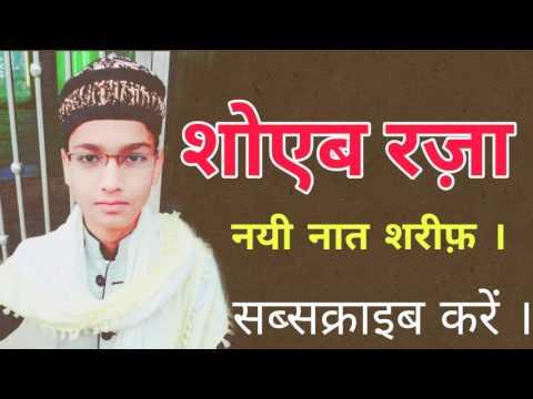 Kam Umr Me Sabko Hila Dunga Shaoib Raza New islamic naths 2017