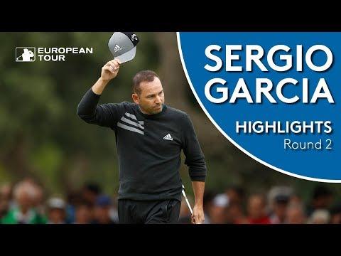 Sergio Garcia Highlights | Round 2 | Andalucía Valderrama Masters