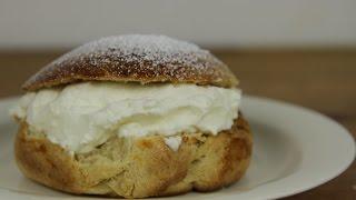 Cook It In Swedish: Semla (Swedish shrove Tuesday buns)