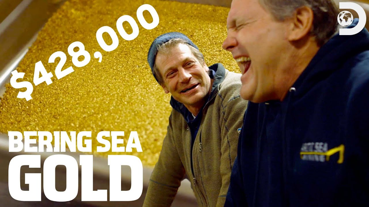 Download Half a Million in Gold! Best Haul of the Year | Bering Sea Gold