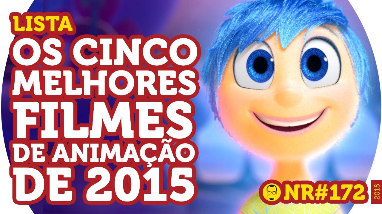 Os 5 Melhores Filmes de Animação de 2015 - Listas - NERD RABUGENTO