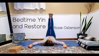 Bedtime Yin and Restore