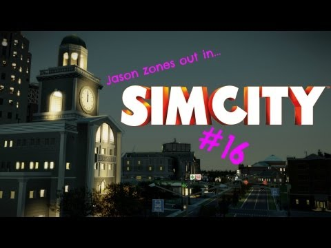 SimCity: Part 16 - Department of Utilities