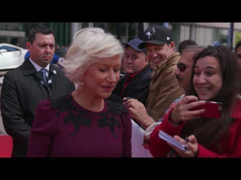 THE LEISURE SEEKER: Helen Mirren Red Carpet Premiere Arrivals TIFF 2017