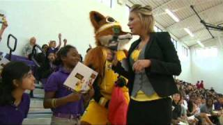 Tulsa Shock Assembly Program at Carver Middle School